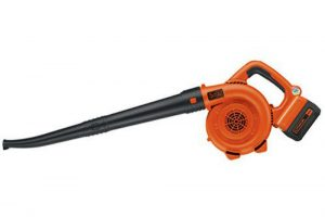 Black+Decker LSW36 Cordless Sweeper Review
