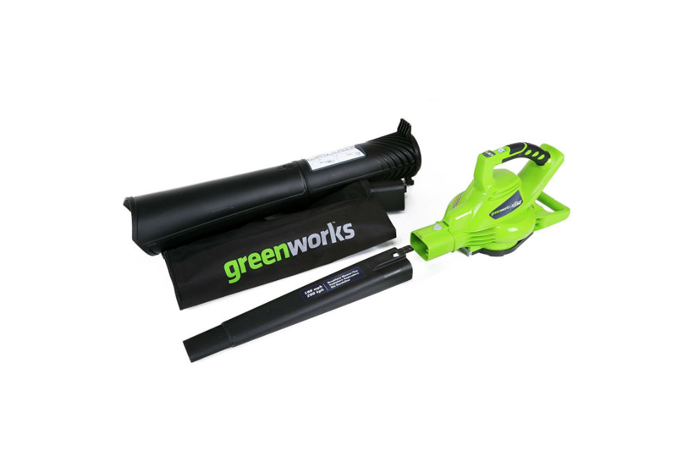 GreenWorks 24312 G-MAX 40V 185mph Variable Speed Cordless Blower Review